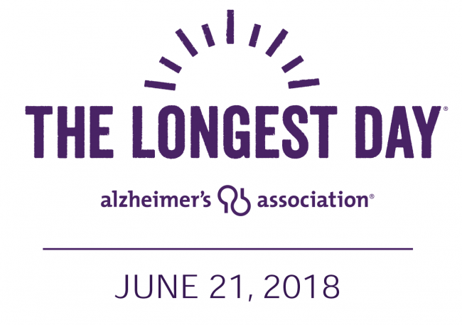 The Longest Day - Alzheimer's Association - June 21, 2018